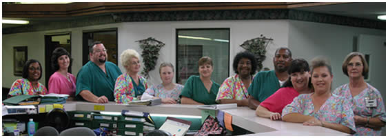 Silsbee Oaks Health Care - Our Staff